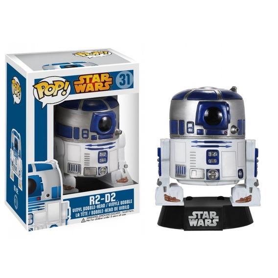 Funko Pop! R2 D2 Star Wars 31 - Giro Didáctico