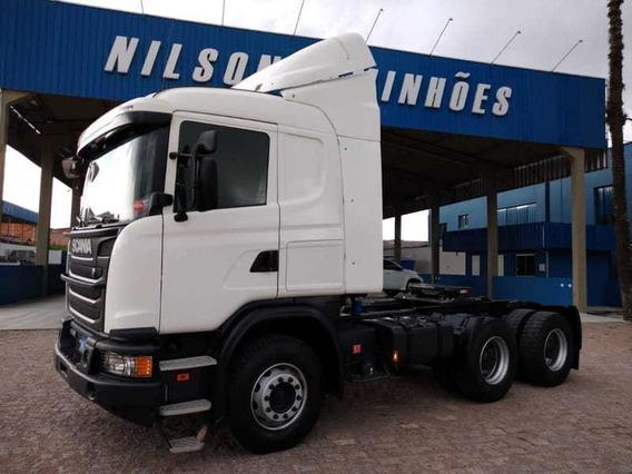 Scania G 440, 6x4, 2019 Nilson Caminhões 7114