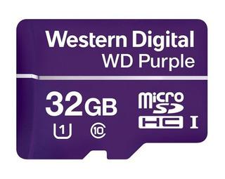 Western Wdd032g1p0a Memoria De 32gb Micro P Videovigilancia