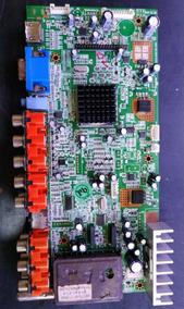 Placa Principal Tv Proview Tv 3208 Modelo 520-mi19cn-010a