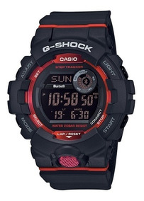 Relógio Casio G-shock Gbd-800-1dr Bluetooth Original