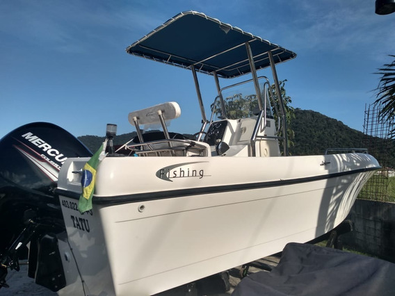 Lancha Fishing 19 Motor 2019 Ñ Top Fish,rio Star,cabras Mar