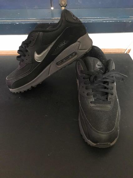 Tênis Nike Airmax Preto Original