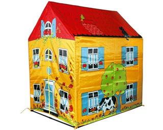 Casita Carpa Infantil Iplay Niños Modelo Granja Casa