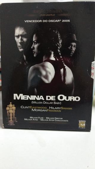 Dvd Menina De Ouro Edição De Luxo