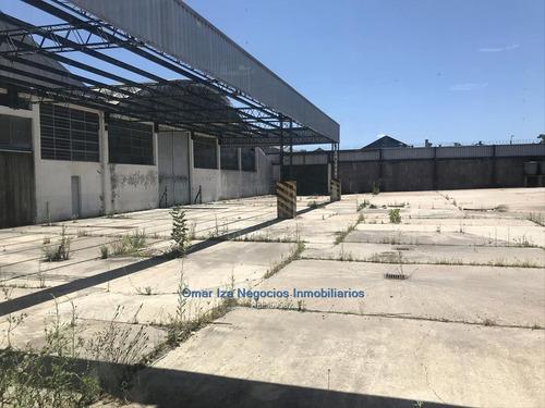 Alquiler Y Venta Local Industrial Galpon Deposito La Teja