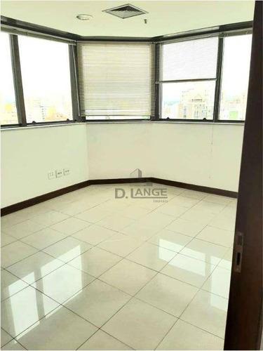 Sala Para Alugar, 68 M² Por R$ 6.708,60/mês - Centro - Campinas/sp - Sa1937