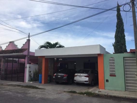 Casa En Venta En Francisco De Montejo, En Mérida, Yucatán, 3 Recámaras