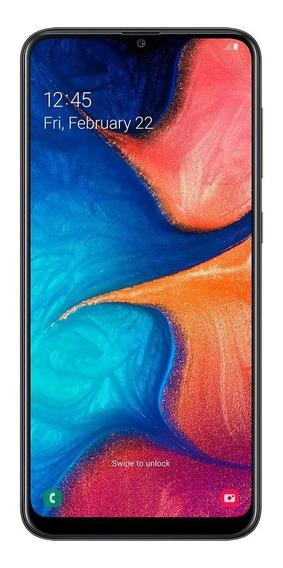 Celular Samsung Galaxy A20 Negro Sm-a205g