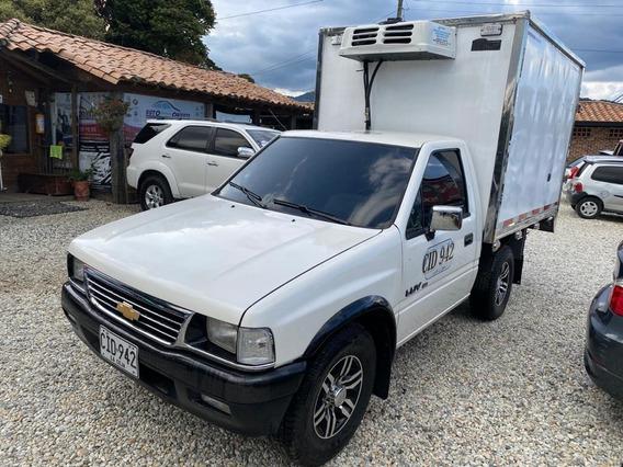 Chevrolet Luv Tfr Furgon 1995 4*2 Gasolina Dh V/manuales