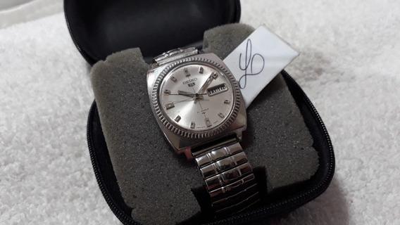 Relógio Seiko 7006, Masculino, Automático, Anos 80 !