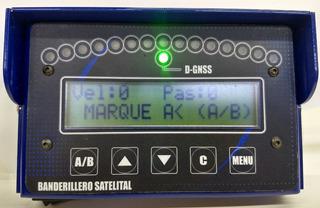 Banderillero Satelital De Alta Precisión 5hz Arbit-ing. Arg