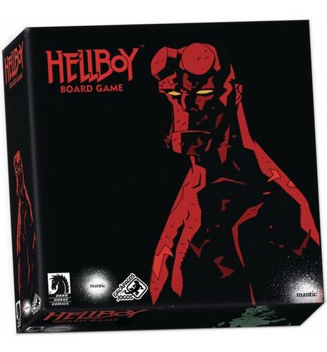 Jogo De Tabuleiro - Hellboy