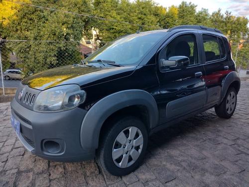 Fiat Uno Way 1.0 Flex 2010/2011 4 Portas