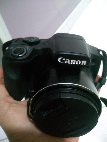 Câmera Semiprofesional Canon