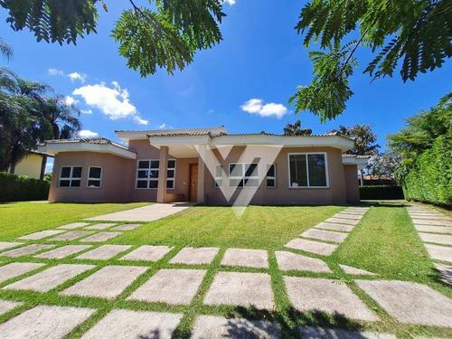 Imagem 1 de 19 de Casa Com 4 Dormitórios À Venda, 495 M² Por R$ 3.800.000,00 - Lago Azul Condomínio E Golfe Clube - Araçoiaba Da Serra/sp - Ca1629