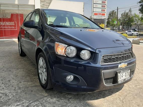 Chevrolet Sonic 2015 1.6 Ltz At