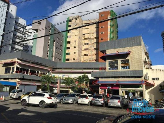 Sala À Venda, 40 M² Por R$ 210.000,00 - Graças - Recife/pe - Sa0837