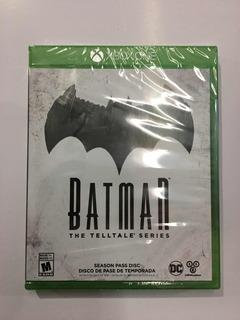 Juego Batman The Telltale Series Para Xbox One Nuevo Sellado