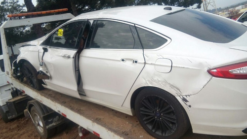 Sucata Ford Fusion 2013/2014 2.0 Fwd Gtdi Retirada Peças