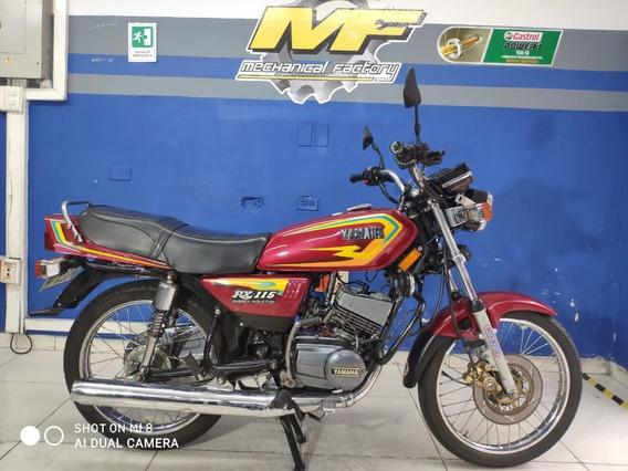 Yamaha Rx 115 2003 Traspaso Incluido