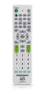 Control Remoto Universal Ecr P/ Tv De Tubo Crt - Factura A/b