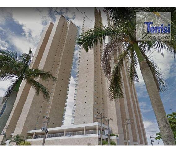 Apartamento Em Praia Grande, 03 Dormitórios Sendo 01 Suíte, Vista Definitiva Para O Mar, Mirim, Ap2235 - Ap2235