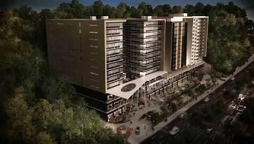 Venta Departamento Nuevo, Desarrollo The Point Santa Fe.