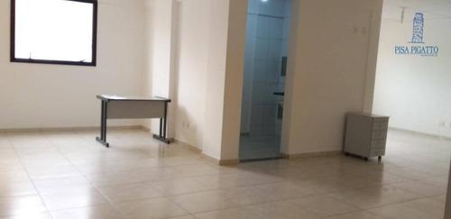 Imagem 1 de 7 de Sala À Venda, 65 M² Por R$ 429.000,00 - Morumbi - Paulínia/sp - Sa0135
