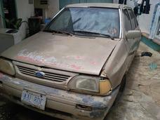 Ford Festiva Año 1996