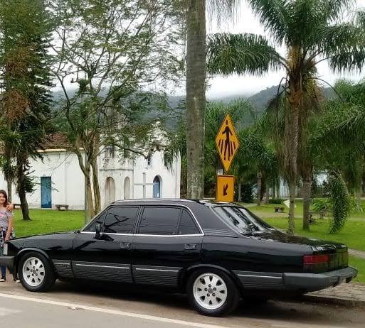 Opala Diplomata Motor 6 Cc