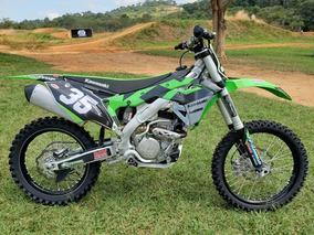 Kawasaki Kx250f 2018 . Apenas Venda