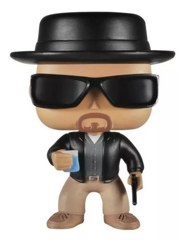 Imagen 1 de 5 de Funko Pop! Television Heisenberg Breaking Bad 162