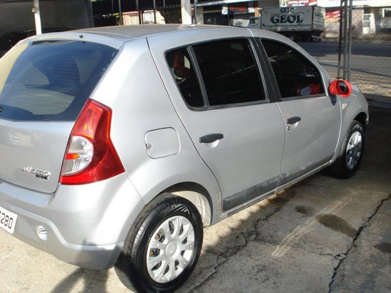 Sandero 1.6 Authentique 8v Flex 4p Manual