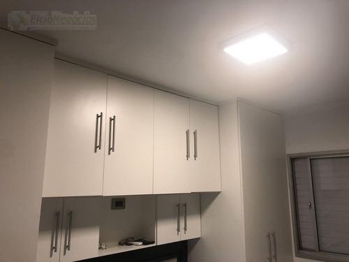 Imagem 1 de 30 de Apartamento Para Venda, 2 Dormitórios, Piqueri - São Paulo - 2538