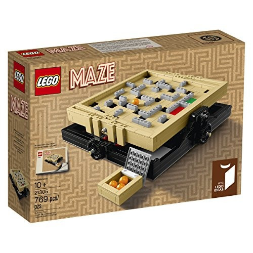 Lego Ideas 21305 Maze Building Kit (769 Piezas)