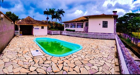 Excelente Casa Em Campolide - Barbacena/antônio Carlos/mg