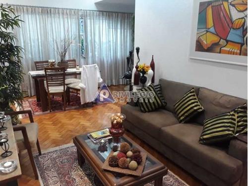 Imagem 1 de 29 de Apartamento À Venda, 3 Quartos, 1 Suíte, Copacabana - Rio De Janeiro/rj - 3612