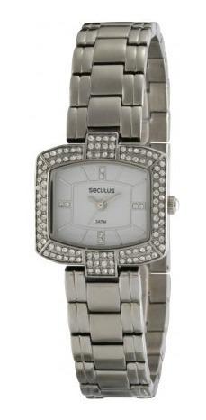 Relógio Seculus Feminino 24635lossnb - Frete Grátis