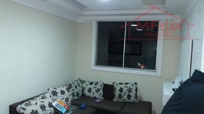 Apartamento Residencial À Venda, Bonsucesso, Guarulhos. - Ap0833