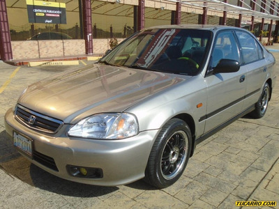 Honda Civic - Sincronica