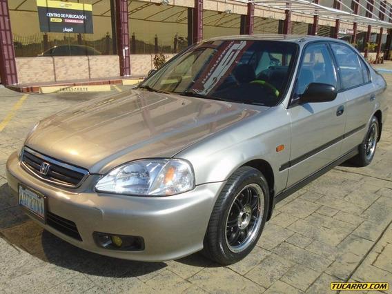 Honda Civic - Sincronica