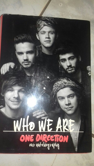 One Direction - Who We Are - Our Official Autobiography