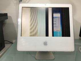 iMac 17 Core 2 Duo Late 2006 A1195 Lcd Com Listras.