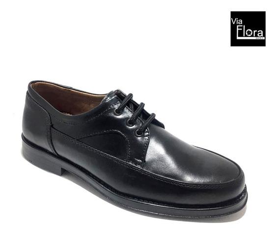 Zapatos De Vestir De Hombre Cuero Envio Gratis (23/81)