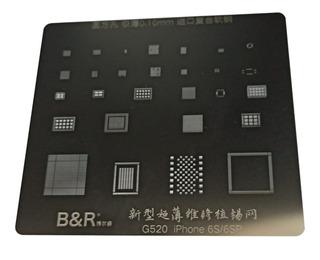 Stencil B&r iPhone 6s iPhone 6s Plus G520 0.10mm