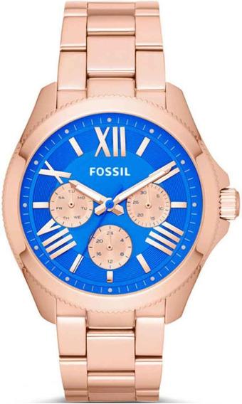 Relógio Fossil Feminino Cecile Am4556/4an