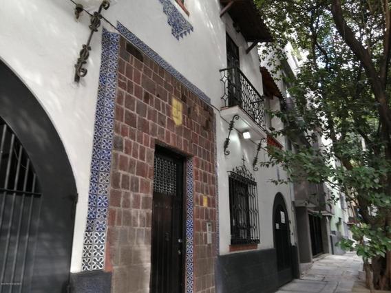 Departamento En Renta En Cuauhtemoc, Cuauhtémoc, Rah-mx-20-3046