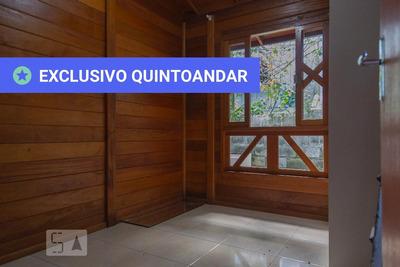 Casa Mobiliada Com 3 Dormitórios E 2 Garagens - Id: 892906504 - 206504