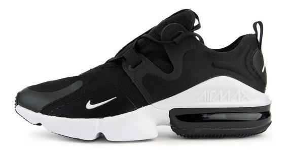 Tenis Nike Air Max Infinity Negro/blanco Bq3999 003